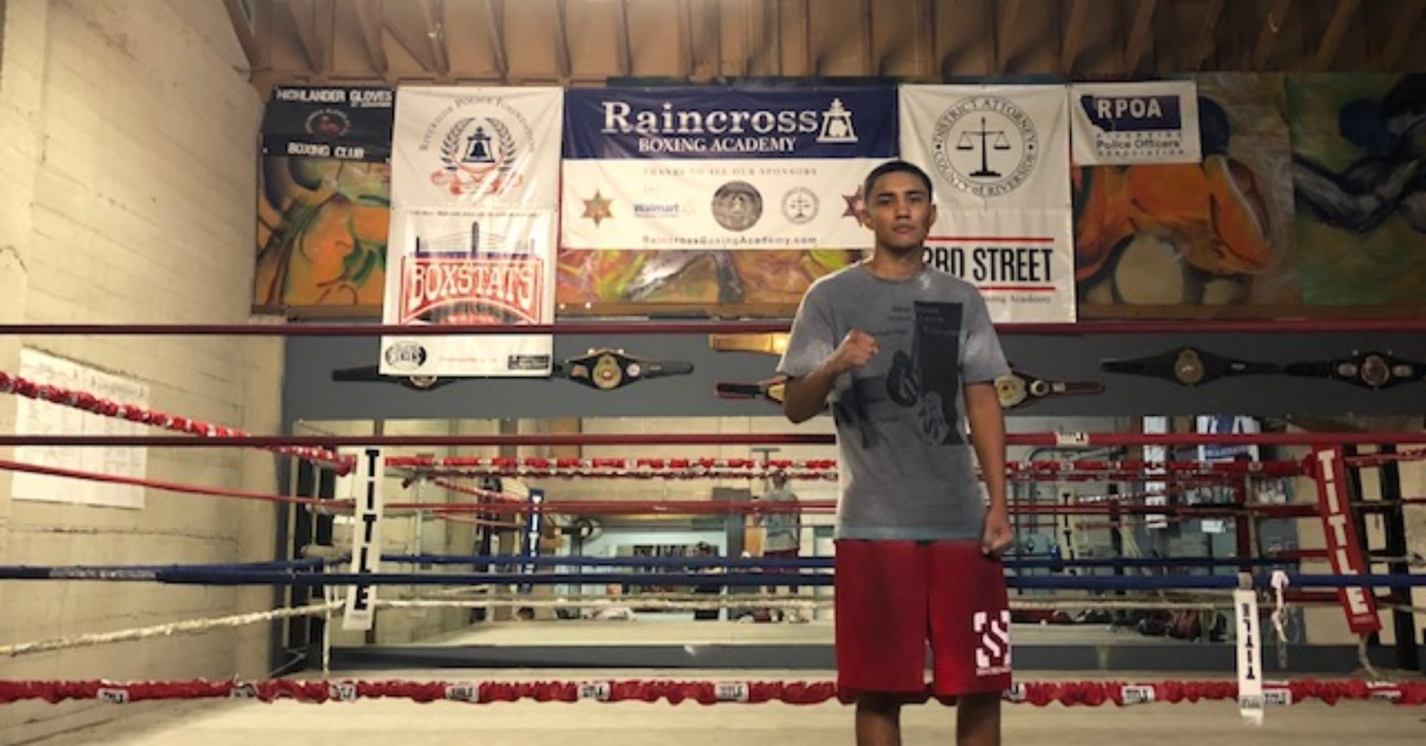 Raincross Boxing Academy